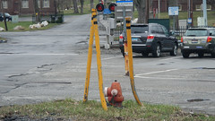 Protected (blazer8696) Tags: 2018 ecw ny newyork pawling t2018 usa unitedstates wingdalevillagemobilehomepark fire hydrant plug dscn3032