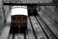 MARGIT (Ecinquantotto ( + 1.388.000 views !!! GRAZIE) Tags: bn bw budapest colori colors d3000 dinamic hungarian nikon nikond3000 train ungheria
