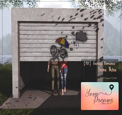 Your Dreams and Your Poses (Your Poses (inspireStore)) Tags: limit8 exclusive new release original secondlife yourdreams yourposes