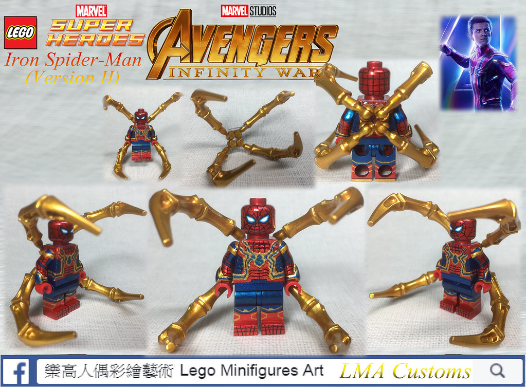 6 Lego Avengers Malvorlagen: The World's Best Photos Of Lego And Thanos
