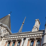 Building of the Royal Courts of Justice in London thumbnail