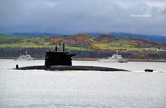 HNLMS Zeeleeuw (Zak355) Tags: jointwarrior navy exercise scotland scottish frigate ship boat vessel warship riverclyde submarine hnlmszeeleeuw