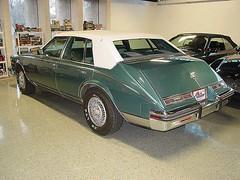 1985 Cadillac Seville Commemorative Edition (smokuspollutus) Tags: 1985 cadillac seville commemorative edition green interior exterior