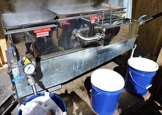 Modern evaporator