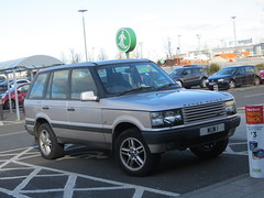2000 Range Rover 4.5 Vogue