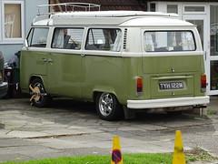 1973 Volkswagen Camper Van (Neil's classics) Tags: vehicle volkswagen camper van 1973 vw camping motorhome autosleeper motorcaravan rv caravanette kombi mobilehome dormobile