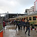 Train from Tanger at Rabat Ville train station