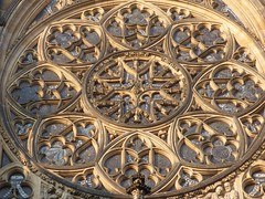 Detail vom Veitsdom / Deail of St. Vitus Cathedral (ursula.valtiner) Tags: veitsdom stvituscathedral kirche church prag prague tschechien czechrepublic