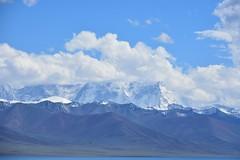 Lake Namtso and Nyenchen Tanghla Mountains, Tibet   (5) (Prof. Mortel) Tags: tibet lake namtso