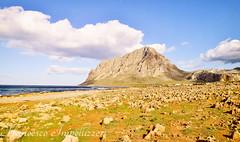 The Silence of the Mountain (Francesco Impellizzeri) Tags: trapani sicilia italy canon landscape mountain