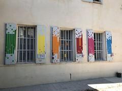 Un petit coin de bonheur et de sérénité (Grained'Acacia) Tags: marseille juxtapoz couvent emancipation arturbain streetart