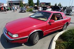 1989 Chrysler S TC by Maserati (D70) Tags: 61597 miles built modena italy 5 spd turbo 1989 chrysler s tc by maserati tsawwassenmillsclassiccarshowtsawwassen britishcolumbia canada nikon d750 20mm f28 ƒ140 200mm 1800 1000
