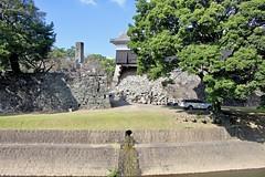 Kumamoto castle (Bakuman3188) Tags: kumamoto castle japan burg zerstört destroyed earthquake erdbeben architecture architektur gebäude building 熊本城 熊本 日本 城 建物 地動