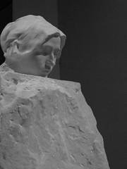 Emerging From Matter (failing_angel) Tags: 010518 london camdenborough bloomsbury britishmuseum museum rodin rodinandtheartofancientgreece sculpture augusterodin pheidias parthenon