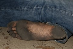 dirty city feet 589 (dirtyfeet6811) Tags: feet foot sole barefoot dirtyfeet dirtyfoot dirtysole blacksole cityfeet