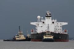 Everest Spirit (das boot 160) Tags: everestspirit tanker tankers tranmereoilstage ships sea ship river rivermersey port docks docking dock boats boat mersey merseyshipping maritime