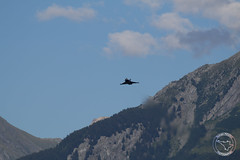 Rafale Solo Display 2018 - Babouc Nativel (Romeo_Papa) Tags: eos canon 70d eos70d avgeek avporn aero spotter spotting aircraft meeting france demo show airshow courchevel rsd rafale dassault solodisplay embassadeurs precision fighter