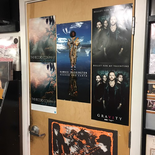 The Record Company fan photo