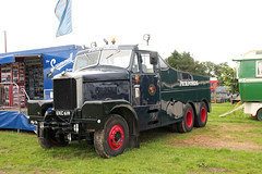 Ex Pickfords 1957 Scammell Junior Constructor UXC619 Ardingly July 2012 (davidseall) Tags: ex pickfords 1957 scammell scammel junior constructor uxc619 uxc 619 truck lorry ballast tractor old british commercial vehicle ardingly showground west sussex 2012