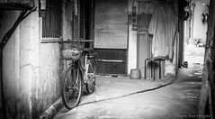 shadowed bike (steve: they can't all be zingers!!! (primus)) Tags: sonya7r canonfd50mf14ssc canon canonfd50mmf14 canonfd50mmf14scc primelens prime primecanonlens monochrome bw blackwhite blackandwhite taiwan taichung taichungtaiwan