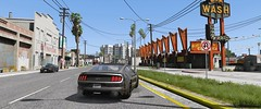 GTA5 2018-07-10 02-06-59 (Brutal Modern Modder) Tags: grand theft auto v gta gtav graphics photograph photography enb reshade photorealistic 4k resolution graphic nvidia visuals 5 rockstar games north los angeles santos san andreas outdoor visual color patch realistic ultrawide ultra wide car vehicle colors ξnb ξ atmospheric correction fix lighting light street