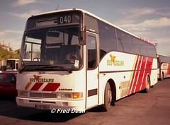 Bus Eireann VC111 (97D46852). (Fred Dean Jnr) Tags: capwelldepotcork buseireanncapwelldepot cork buseireann volvo b10m caetano algarveii vc111 97d46852 capwell september1997