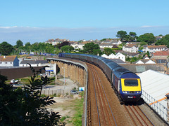 43030 Hayle (3) (Marky7890) Tags: gwr 43030 class43 hst 1c43 hayle railway cornwall cornishmainline train