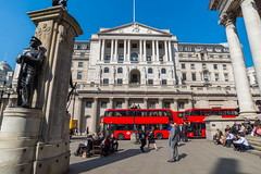 AFS-2017-00730 (Alex Segre) Tags: bankofengland exterior outside iconic famous landmark landmarks facade building buildings architecture capital city cities london england britain uk english british europe european nobody sunny sunshine bluesky travel in a alexsegre