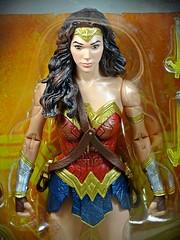 Mattel – DC Comics Multiverse – Wonder Woman – Cose Up 1 (My Toy Museum) Tags: mattel dc comics multiverse wonder woman action figure