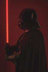 Star Wars (Alexander Kulla) Tags: cosplay kriegdersterne shooting starwars starwarscosplay studio kostüm vader sith darth dunkle seite darkside lightsaber laserschwert lichtschwert