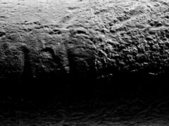 Sunrise on the Moon (lesliegill) Tags: abstract blackandwhite iphone7plus minimalism shotoniphone