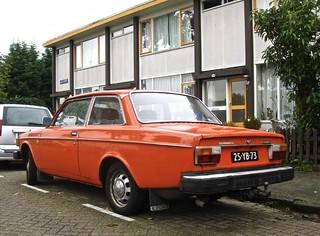 1974 VOLVO 142 B20E DeLuxe