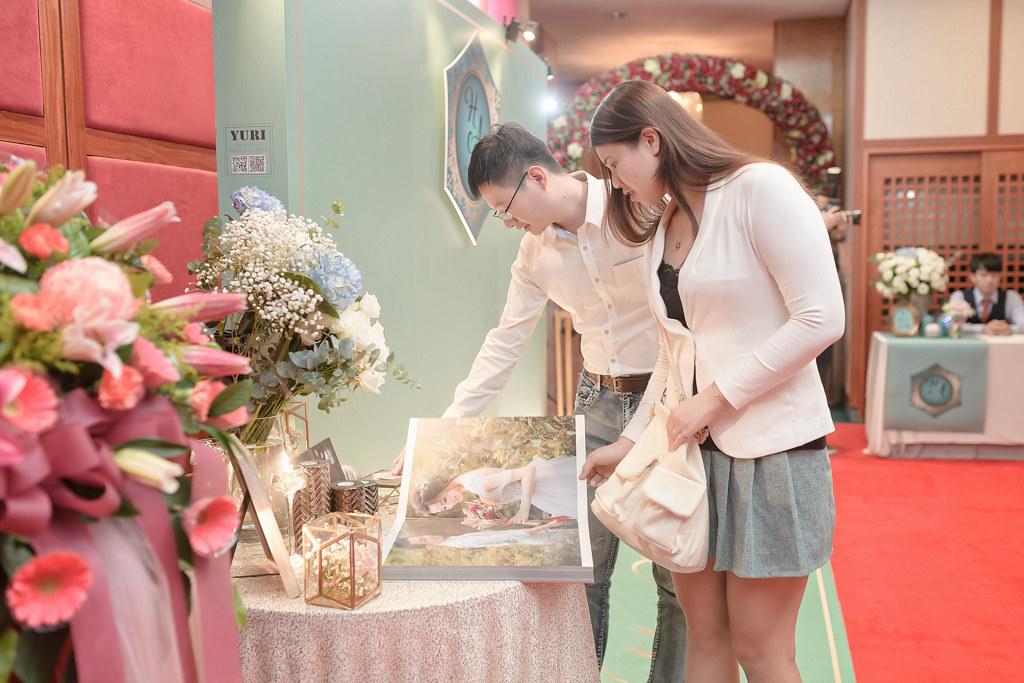 台南婚攝 - 總理大餐廳婚宴!婚禮紀錄-43