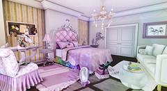 Dream like a unicorn (..::Kαŧєriηα ღ ℙєŧrøvα::..) Tags: thegreendoor sec decor unicorn rainbow llorisen peaches candycrunchers fetch boutique187 labaguette thechapterfour gachagarden gimmegacha gachas