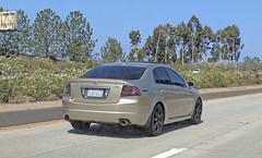 Acura TL 8-3-18 (Photo Nut 2011) Tags: california car acura tl