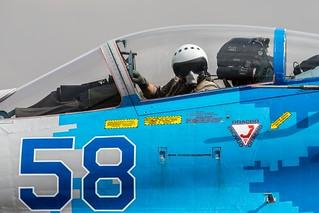'Flanker Pilot'