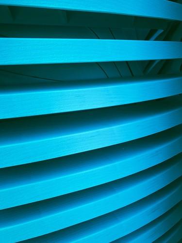 Blue plastic chairs #jcutrer