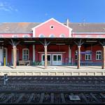 Bahnhofsgebäude Fürstenberg thumbnail