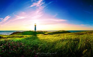 Mon premier phare aux Îles