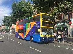 """""""Dublin Bus Pride"""" Dublin Bus AX488 (06-D-30488) (Dublin Bus DT Class Fan.) Tags: alx400 volvo b7tl mkii 73l ax ax488 proudest bus 06d30488 1"""