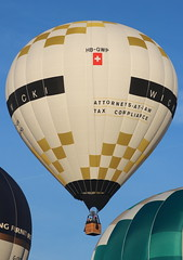 Fire G34/24 HB-QWP Ashton Court, Bristol, UK 11/08/18 (Vince Horan) Tags: wicki tax attorney law hot air balloon