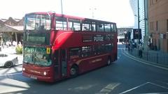 National Express West Midlands 4575 (BU04BKA) 30062018 (Rossendalian2013) Tags: nationalexpress nationalexpresswestmidlands bus birmingham transbus trident alx400 bu04bka