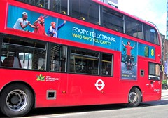 Abellio London 2500  on route 109 West Croydon 04/08/18. (Ledlon89) Tags: bus buses london transport tfl londonbus londonbuses