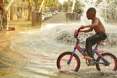 Around and around (radargeek) Tags: charleston sc southcarolina august 2017 downtown fountain splash spray children child kid kids bike bicycle play playing waterfrontpark