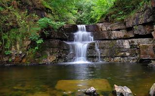 Gibson Waterfall