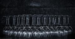 I just might go all the way to Mexico (katrin glaesmann) Tags: island iceland reykjavík harpa henninglarsenarchitects olafureliasson harpatónlistarográðstefnuhúsiðíreykjavík concerthall batteríið glasses wineglasses blackandwhite bw monochrome