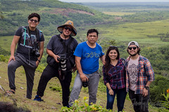 The gang (Jordy_Quiven) Tags: photographers mountain 50mm quintanaroo cacao canonmexicana t5i canon