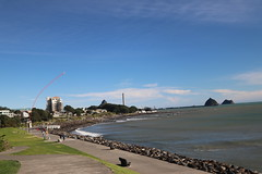 New Plymouth Coastal Walkway (ambodavenz) Tags: newplymouth coastalwalkway taranaki newzealand coast walkway water ocean sea