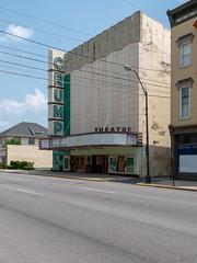 Crump Theatre (Travis Estell) Tags: bartholomewcounty columbus crumptheatre indiana marquee theatre unitedstates us