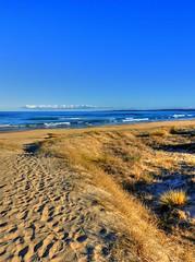 South Broulee beach II (elphweb) Tags: hdr highdynamicrange nsw australia seaside sea ocean water beach sand sandy wave waves